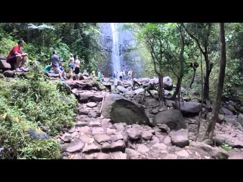 Manoa Falls, Honolulu HI