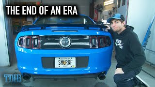 homepage tile video photo for It's Time to Talk About the Smurrf Mustang