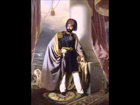 Mahmud II - The 30th Sultan Of The Ottoman Empire