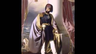 Mahmud II - The 30th Sultan Of The Ottoman Empire