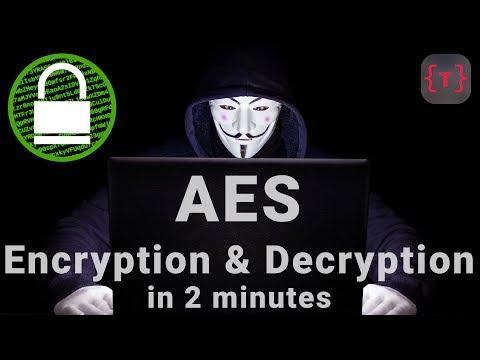 AES - Advanced Encryption Standard   End-to-end Encryption