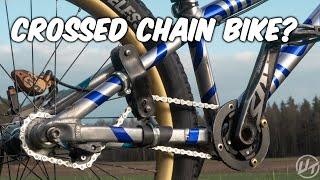 I Crossed The Chain On My Bike | Bike Experiment