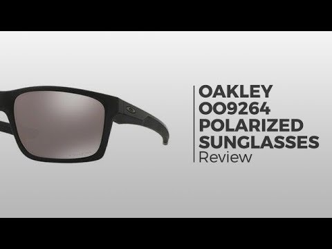 2be32cdf44ea0 Oakley OO9264 MAINLINK Polarized Sunglasses