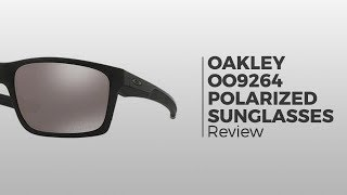 fb940ea64e Oakley OO9264 MAINLINK Polarized Sunglasses