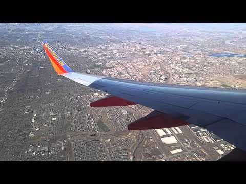 Southwest Airlines - Denver Landing 2015