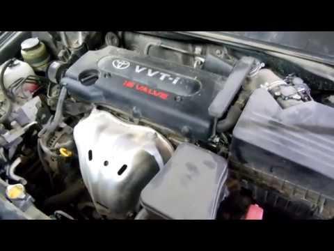 Тойота Камри капитальный ремонт двигателя 2AZ-FE (Омск)