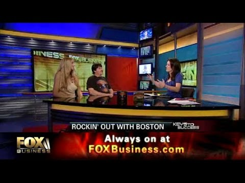 Tommy and Kimberley on FOX Business