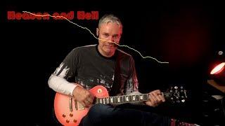 Heaven and Hell ( Black Sabbath ) - Guitar Lesson