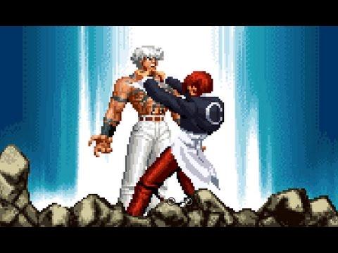 King of Fighters 97  Sacred Treasures Team  Team KyoIori  Secret Ending