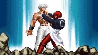 King of Fighters 97 - Sacred Treasures Team - Team Kyo/Iori - Secret Ending
