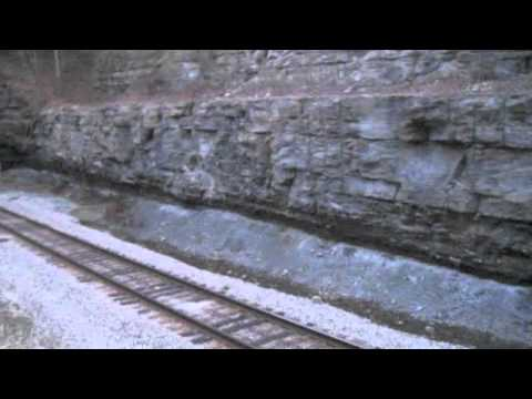Civil War Train South Tunnel Gallatin Tennessee Ghost Haunted General Morgan Destroyed
