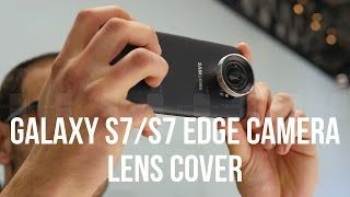 camera lens cases for samsung galaxy s7 s7 edge hands on useful but bulky