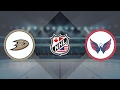 Обзор матча Анахайм - Вашингтон / DUCKS VS CAPITALS FEBRUARY 11, 2017 HIGHLIGHTS