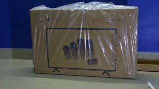 """Unboxing and Review of Micromax 32"""" TV in hindi and bengali"""