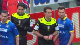 Il gol di Deguzman -Carpi -Frosinone 2-1- Giornata 29 - Serie A TIM 2015/16
