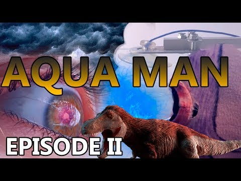 AQUA MAN. Episode II