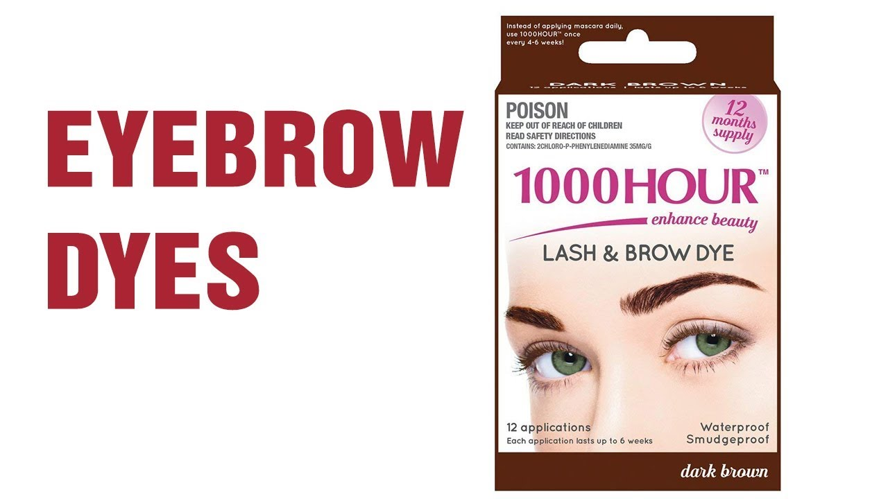 Buy Eyebrow Dyes - Top Best Eyebrow Dyes Reviews