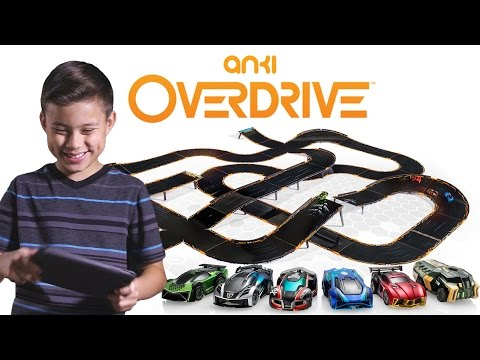 ANKI OVERDRIVE! It's Race Time!