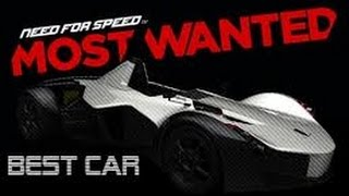 On recommence encore et encore !!!   (Need for speed Most Wanted)