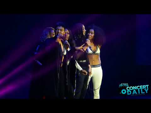 Junes Diary  All Of Us Great Xscape Tour Baltimore 122217
