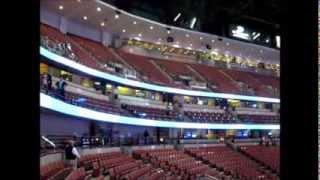 View of Honda Center - October 10, 2013