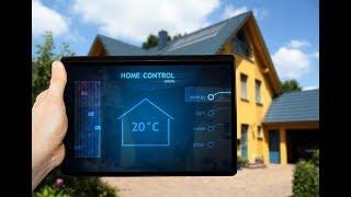 Первое видео о реализации умного отопления в частном доме.
