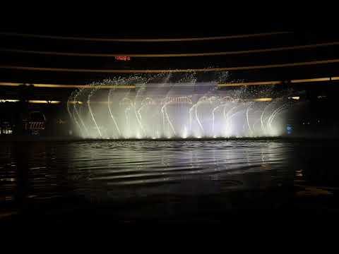 Aquashow at Wynn Casino Macao