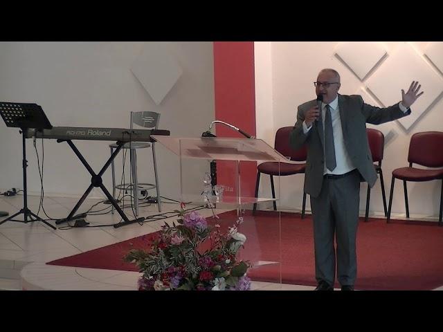 Dio trasforma - Past. Samuele Pellerito | Sorgente di Vita