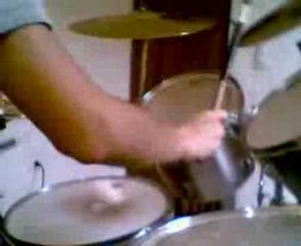 Mercenary - Years of the Plage drum cover mp3