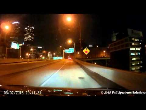 Liberty and Squirrel Hill tunnels 3-3-2015 Pittsburgh PA
