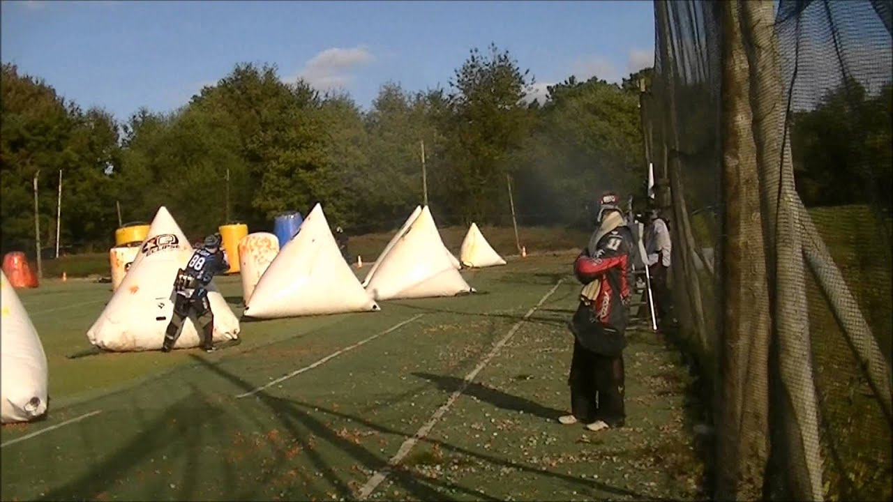 Paintball rennes