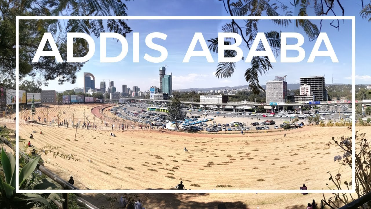 What's Good Addis Ababa • Solo Trip 01