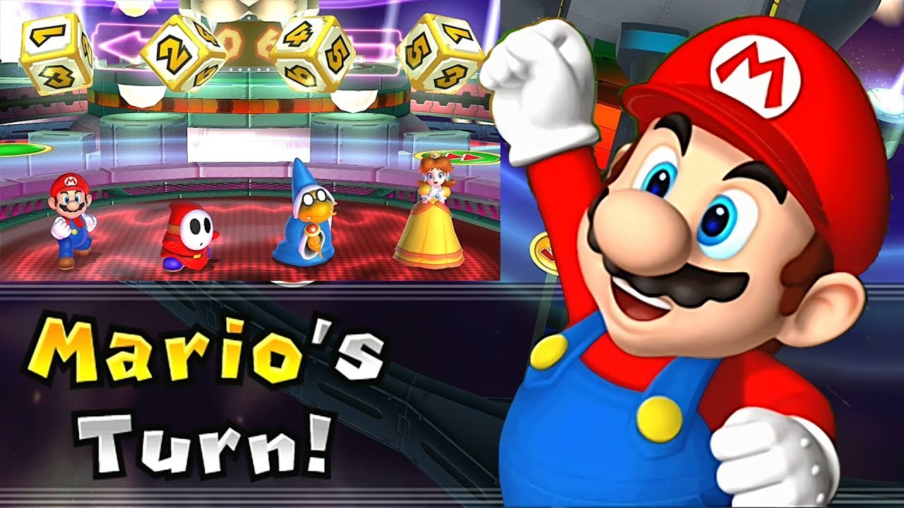 Mario Party 9 Solo Mode Mario Bowser Station Part 6 339 Youtube