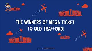 Gulf CanU Challenge | Winners of Mega Ticket to Old Trafford
