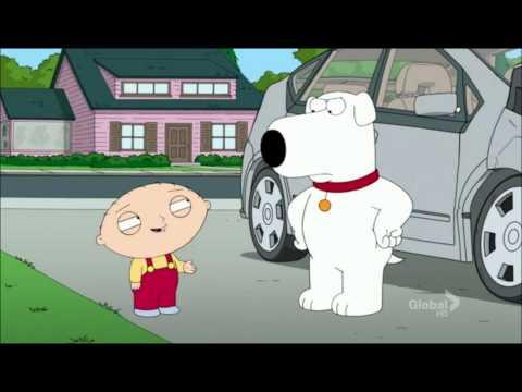 Family Guy Episode Where Stewie Crashes Brian S Car