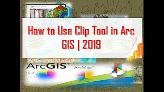 How to Use #Clip Tool in Arc #GIS | #2019 | Tutorial 30 | #TechwithFun