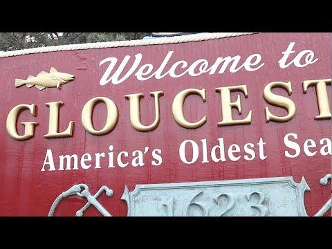 Gloucester Massachusetts Oldest Seaport The Crows Nest F/V Andrea Gail