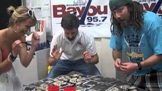 Bayou 95.7 - Oyster Eating Competition