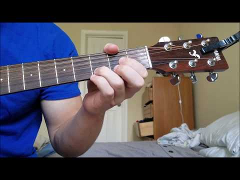 How to play Nationwide Jingle on Guitar