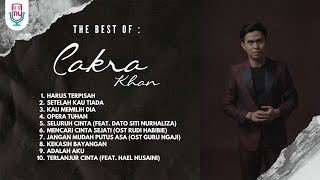 The Best Of Cakra Khan