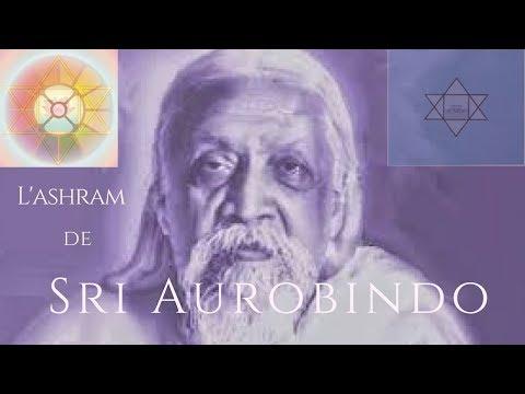 A l'ashram de Sri Aurobindo