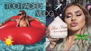 Too faced blogger summit vlog