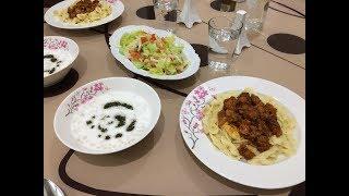 IFTAR MENÜSÜ || PATLICAN SOSLU MAKARNA || #RamazanGünlükleri ❤ 6