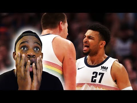 IS JOKIC THE BEST BIG MAN IN THE NBA RIGHT NOW?! Denver vs Portland Highlights | *REACTION*