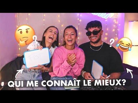 Download QUI ME CONNAÎT LE MIEUX ? Marine LB VS Darko