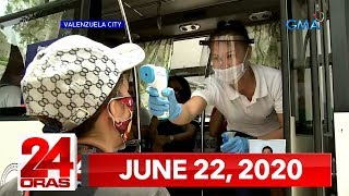 24 Oras Express: June 22, 2020 [HD]