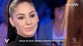 """""""Che imbarazzo!""""  Giulia De Lellis asfaltata da Silvia Toffanin  E il video diventa virale"""