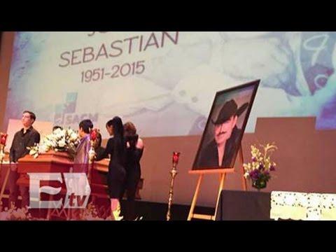 Ver Video de Joan Sebastian Homenaje a Joan Sebastian en la SACM y en Garibaldi / Vianey Esquinca