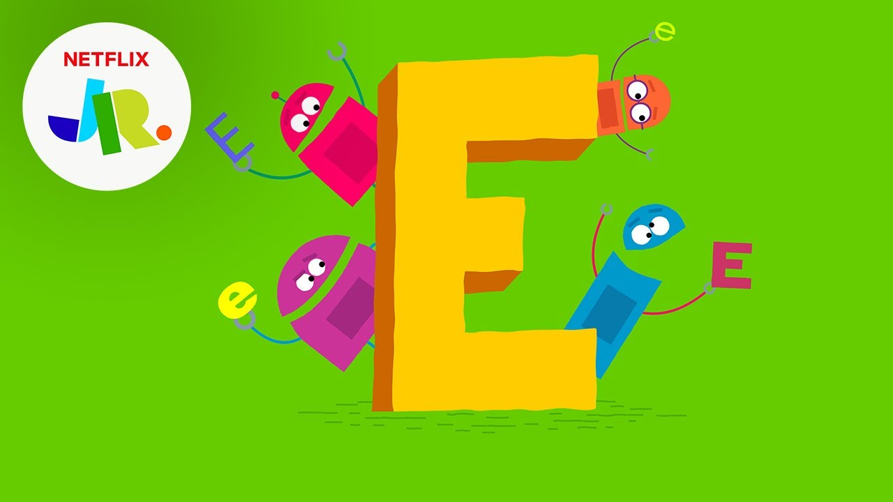 Letter E | StoryBots ABC Alphabet for Kids | Netflix Jr