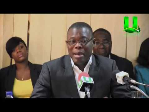 Transport Minister Visits Ghana Maritime Authority